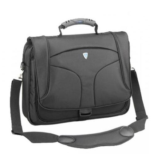 Молодёжная сумка Sumdex NJN-773BK для ноутбука из водоотталкивающего нейлона