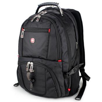 Большой многофункциональный рюкзак с отделением для ноутбука 17 дюймов class=