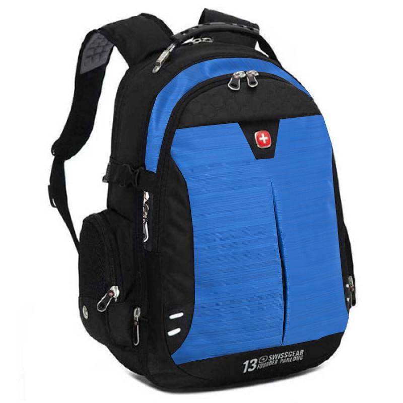 2d4c84bbf5e3 Купить городской рюкзак мужской Swiss Gear синий интернет магазин ...