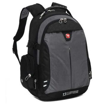 Городской рюкзак мужской SwissGear с увеличивающимся объемом 34 - 39 л class=