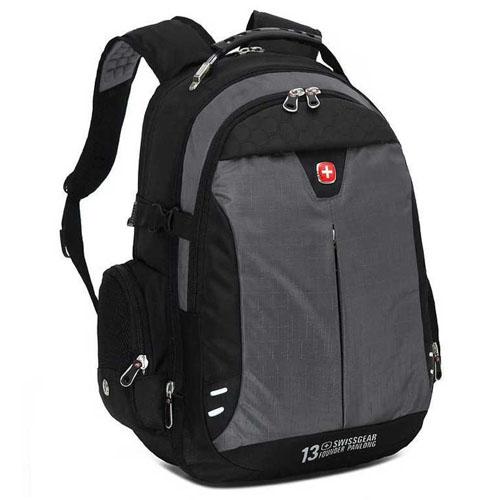 Городской рюкзак мужской Wenger SwissGear с увеличивающимся объемом 34 - 39 литра