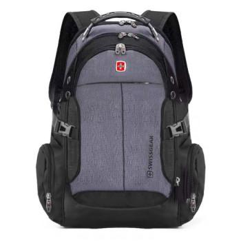 Городской рюкзак серый class=