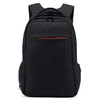 Черный городской рюкзак Tigernu на два отделения class=