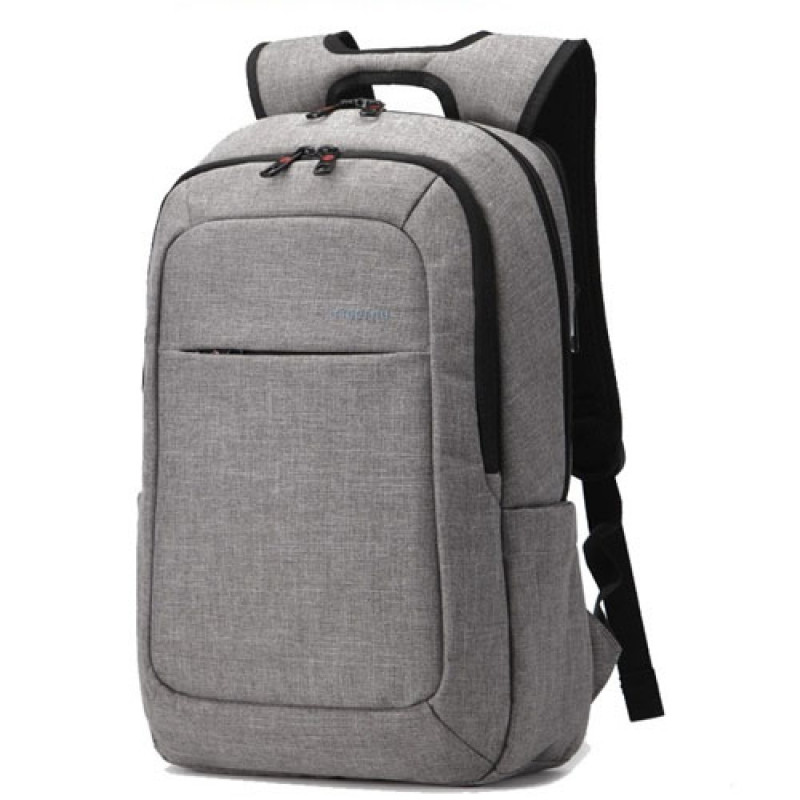 """Удобный городской серый повседневный рюкзак Tigernu для ноутбука 15.6"""""""