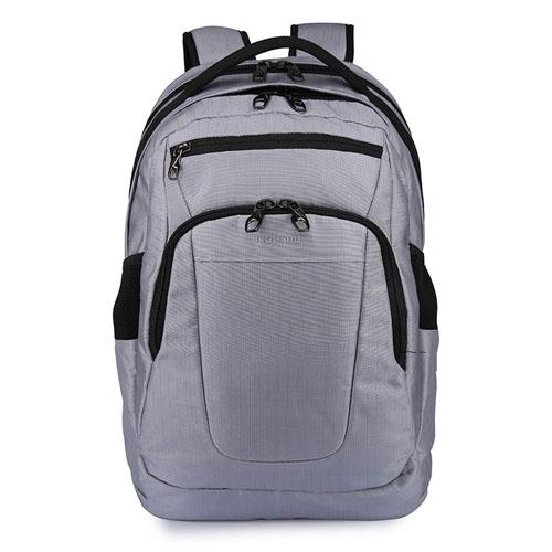Практичный городской серый рюкзак Tigernu для ноутбука