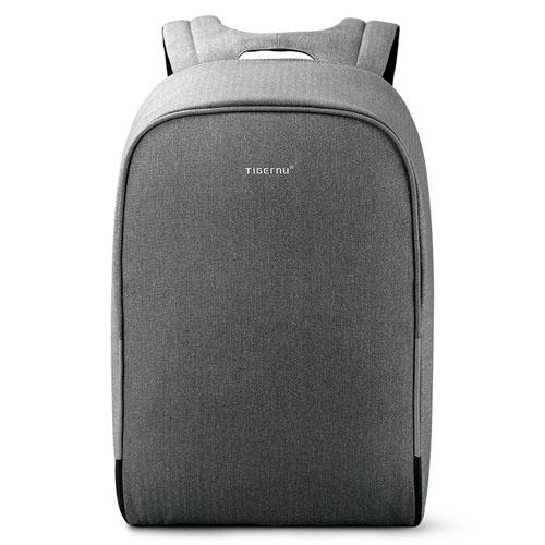 Городской водонепроницаемый рюкзак антивор Tigernu с USB-выходом