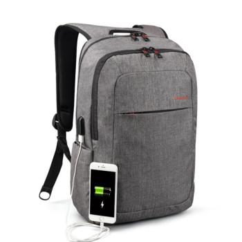 Городской рюкзак Tigernu для ноутбука с USB выходом class=