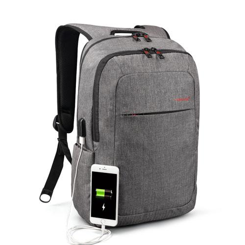 Городской рюкзак Tigernu для ноутбука с USB выходом