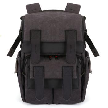Черный городской рюкзак Tigernu для фотокамеры class=