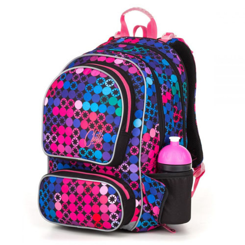 baaeee3d1d47 Ортопедический школьный рюкзак для девочек 2-6 класс в интернет ...