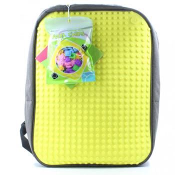 Подростковый рюкзак Upixel Classic Желтый class=
