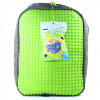 Яркий рюкзак для школы Upixel Classic Зеленый class=