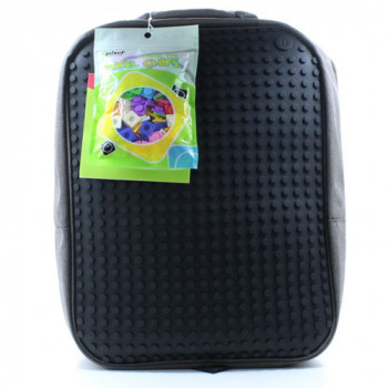 Подростковый рюкзак для школы Upixel Classic Черный class=