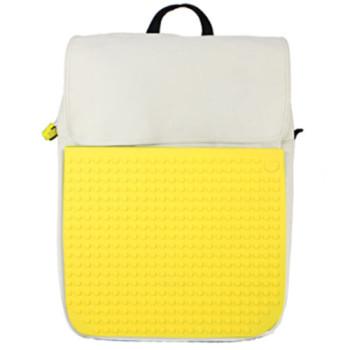 Яркий рюкзак для школьника Upixel Fliplid Желтый class=