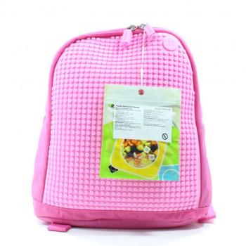 Розовый детский рюкзак для модниц Upixel Junior class=