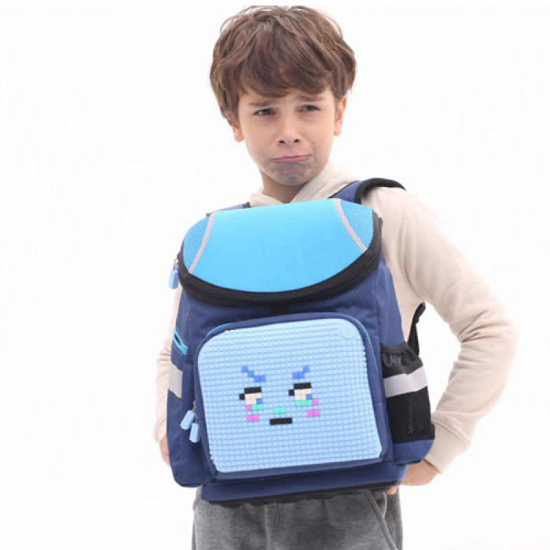 78ecb6bd3911 Купить детский школьный рюкзак с широкими лямками Upixel WY-A019N в ...