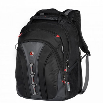 Черный городской рюкзак Wenger Legacy для ноутбука до 16 дюймов class=