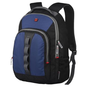 Синий городской рюкзак Wenger Mars для ноутбука до 16 дюймов class=