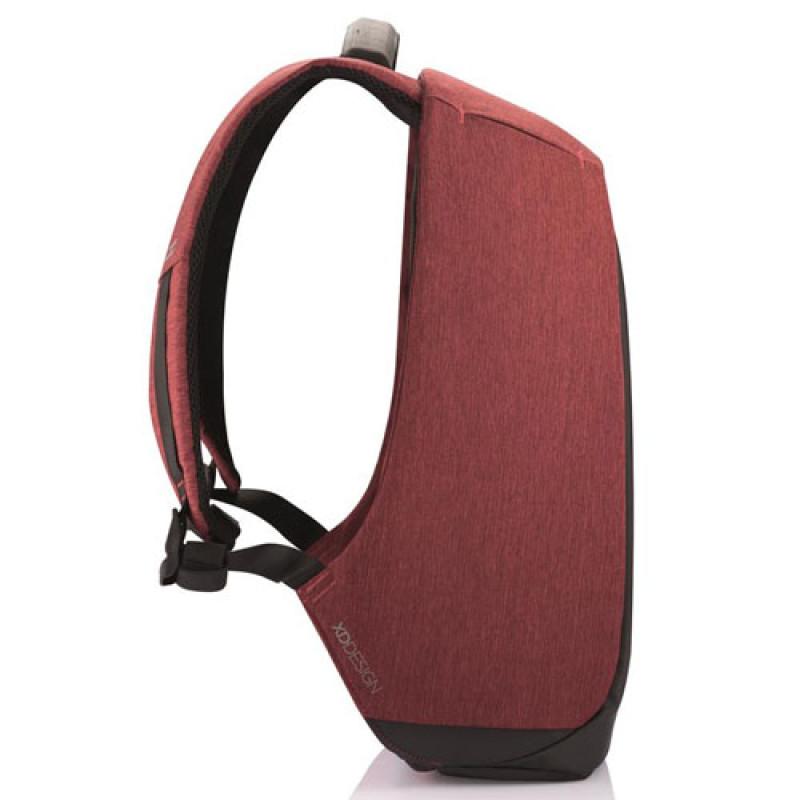 dd3f8bb50806 Городской рюкзак антивор XD Design Bobby бордовый