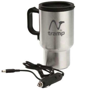 Термокружка с подогревом от прикуривателя или USB 450 мл class=