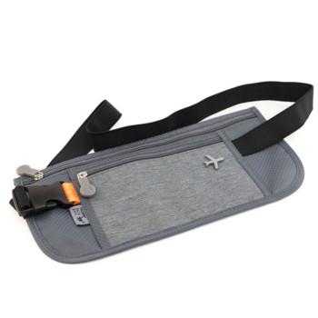 Сумка на пояс для документов с RFID защитой class=