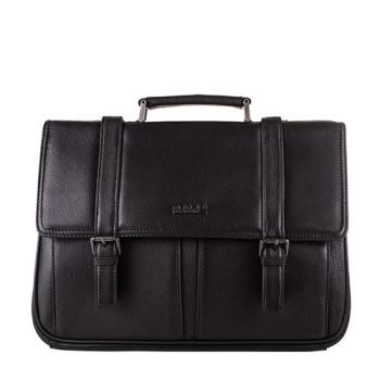 Стильный мужской портфель с кодовым замком class=