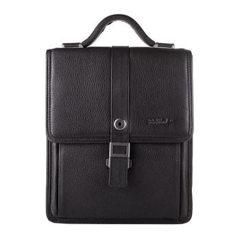 Мужская сумка борсетка из натуральной кожи class=