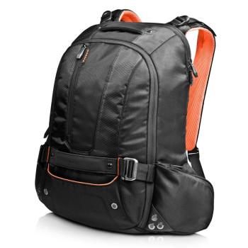 Рюкзак с чехлом для игровой консоли и с отделением для ноутбука 18.4