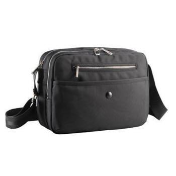 Легкая городская сумка черного цвета с отделением для ноутбука 10 дюйм class=