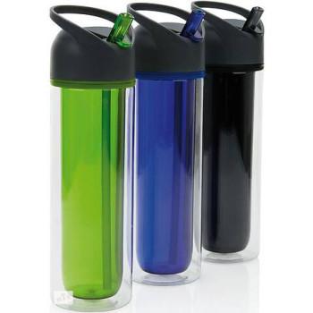 Бутылочка для воды Sport Plus 360 мл class=