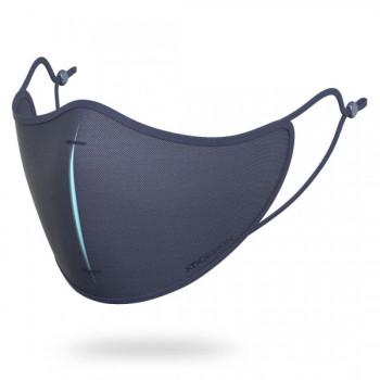 Маска антивирусная N95 XD-Design с 5-ю фильтрами и чехлом синяя class=