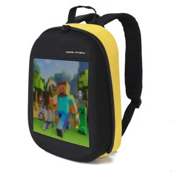Рюкзак с лед дисплеем class=