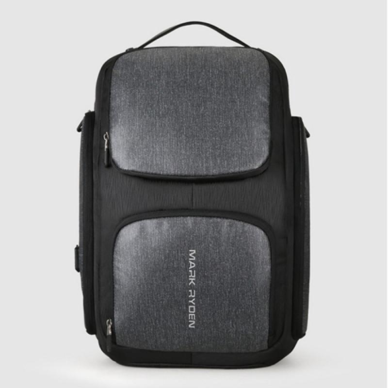 1b577e635e0a Мужской рюкзак с солнечной батареей в интернет магазине Fosfor Украина