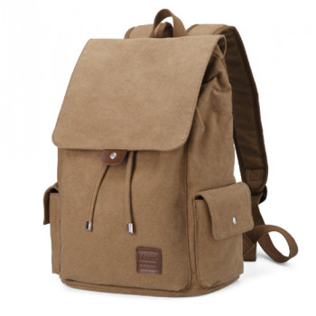 Ретро рюкзак Muzze цвета хаки 30 литров class=