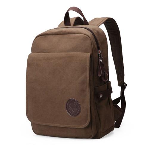 Стильный кофейный рюкзак Muzee 33 литра