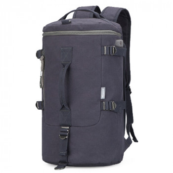 Холщовая сумка рюкзак для путешествий и занятий спортом 40 литров class=