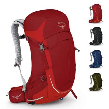 Трекинговый рюкзак с вентилируемой спиной 26 л class=