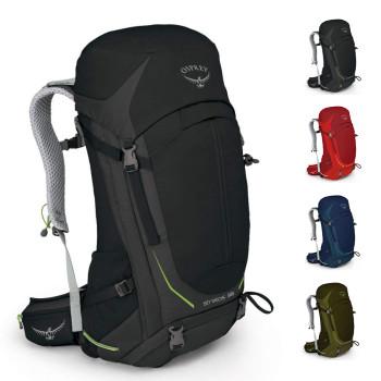 Трекинговый рюкзак с вентилируемой спиной 36 л class=