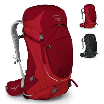 Туристический рюкзак с вентилируемой спиной 50 л class=