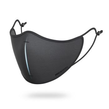 Маска антивирусная N95 XD-Design с 5-ю фильтрами и чехлом черная class=