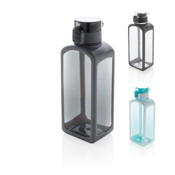 Квадратная вакуумная бутылка для воды 600мл class=