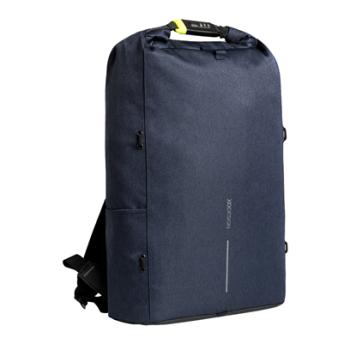 Рюкзак Bobby Urban Lite антивор 22 - 27 литров синий  class=