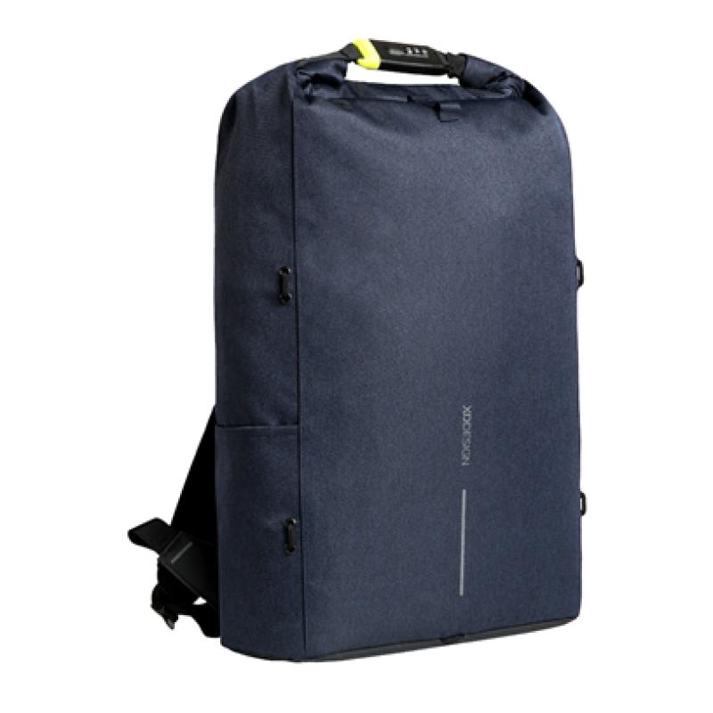 Рюкзак Bobby Urban Lite антивор 22 - 27 литров синий