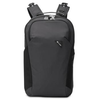 Рюкзак с максимальной защитой от карманников Vibe 20 черный class=