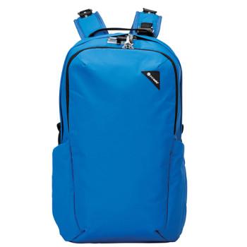Рюкзак с максимальной защитой систем антивор Vibe 25 голубой class=
