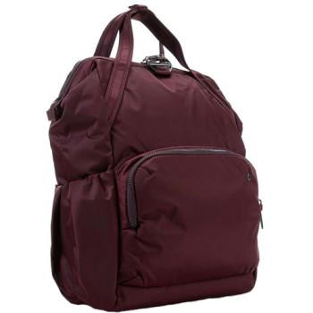 Женский рюкзак Citysafe CX бордового цвета class=