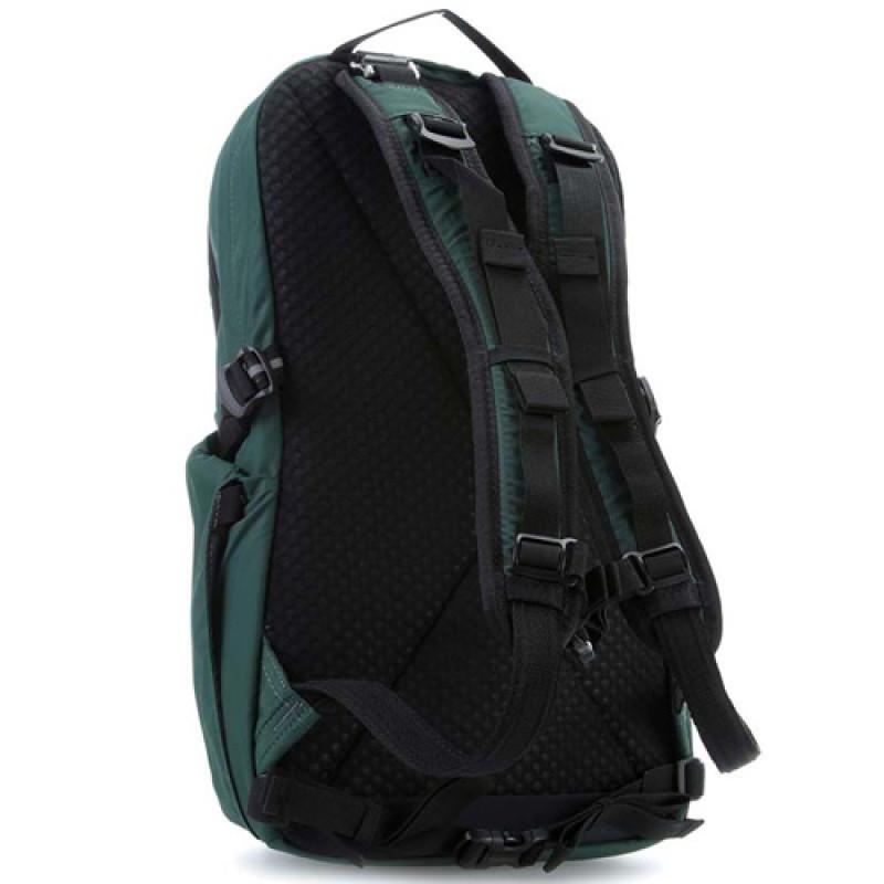 616efcd6ba7a ... Рюкзак с максимальной защитой систем антивор Vibe 25 зеленый ...