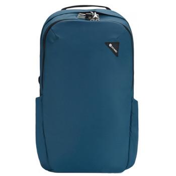 Рюкзак с максимальной защитой систем антивор Vibe 25 синий class=