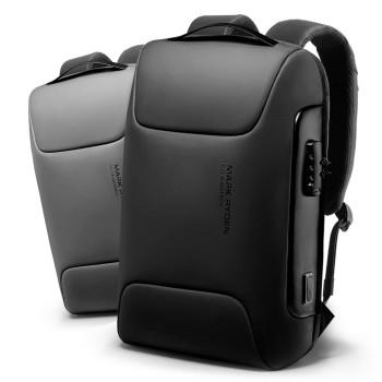 Городской рюкзак с кодовым замком class=