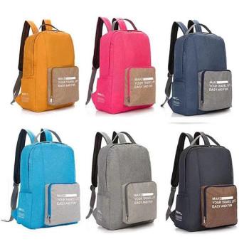 Легкий складной рюкзак для путешествий class=